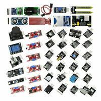 45 in 1 Sensor Modules Starter DIY Kit for Arduino Upgrade 37 in 1 Sensor Kit