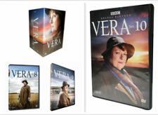 VERA COMPLETE SERIES DVD SEASONS 1 - 10 34 DISC SET NEW SEALED Region 1 DVD