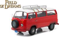 1/18 GREENLIGHT 1973 VW VOLKSWAGEN TYPE 2 (T2B) MICRO BUS FIELD OF DREAMS MOVIE