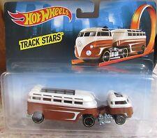 Hot Wheels Custom Volkswagon Hauler VW Drag Bus Kombi Volkswagen Track Stars