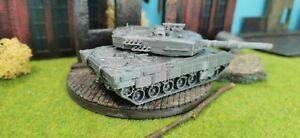 Leopard 2 Kampfpanzer Deutscher Panzer Bundeswehr Bausatz 1:87 1:72
