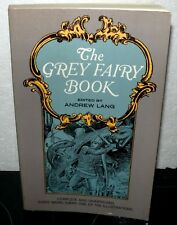Andrew Lang - The Grey Fairy Book, Dover Publication, Paperback, Illustrated