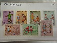 - BURKINA FASO - sports - football - 1985
