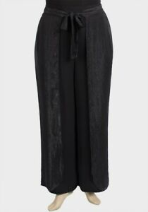 Ex-Evans Womens Plus Size Evening/Party Trousers Size - 16,18,20,24,26, RRP £38