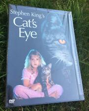 Cats Eye DVD (1985) Region 1 USA Import Snap Case Edition New & Sealed RARE