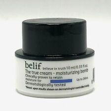 BELIF The True Cream Moisturizing Bomb .33 fl oz Brand NEW, FREE SHIPPING
