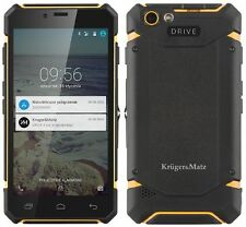 "Kruger&Matz DRIVE 4S IP67 5"" DISPLAY 2048RAM 16GB ROM IPS DUAL SIM"