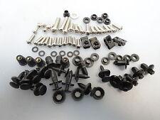 GSXR 600 750 K8 K9 L0 Verkleidungs Schrauben Schraubensatz screw bolts 08-10 II
