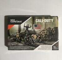 Building Toy Mega Construx Call Of Duty Classic Infantry Pack Legends - Bad box