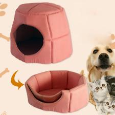 Multifunction Pet Dog Cat Bed House Pet Soft Warm Kennel Dog Mat Pet Supplies