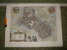 1581,XL-LILLE[INSULA/RYSSELS]MAP/PLAN,FRANCE[FLANDERS]BRAUN+HOGENBERG