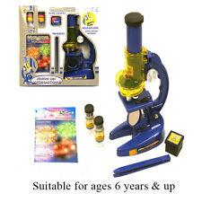 Kids per Bambini Giocattolo Junior Set microscopio Natura scienza dell'educazione bambini giocattolo