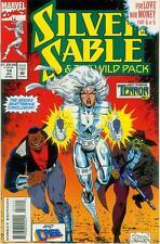 Silver sable & the wild pack # 14 (Invités: terreur Inc., Cage) (États-Unis, 1993)