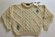 Blarney Woolen Mills Sweater Childs Wool Size S