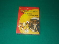 LEE SCRATCH PERRY DVD THE UNLIMITED DESTRUCTION