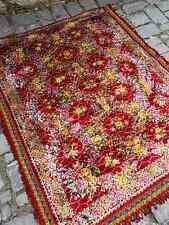 Vintage velvet blanket, high quality velvet blanket