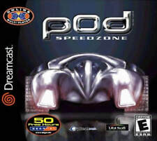 Pod Speedzone DC New Sega Dreamcast