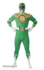 Mighty Morphin Power Rangers Green Ranger Adult 2nd Skin Licensed Mens Costume Medium 810949