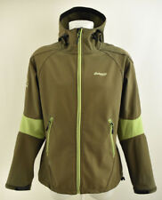 BERGANS OF NORWAY Softshell Women`s Jacket 5983 Nusfjord Lady Coat Size XL