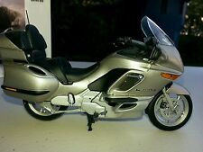 1/18 diecast BMW K 1200 LT motorcycle in Champaign color
