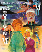 2377315 1123558 Blu-Ray Mobile Suit Gundam - The Origin VI - Rise Of The Red Com