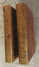 *** LECONS FRANCAISES DE LITTERATURE ET DE MORALE - NOEL & DELAPLACE - 1813 - 2T