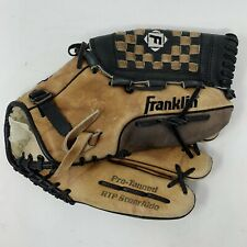 """Franklin RTP Series Leather Baseball Glove 