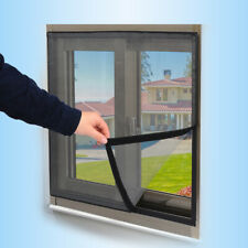 1.5m * 1.3m Self-adhesive Window Screen Net Mesh Anti-Mosquito Insect Home