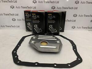 estima k111 k112 cvt automatic gearbox oil 5L filter gasket kit