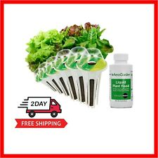 AeroGarden Heirloom Salad Greens Seed Kit 6 pod Healthy Non-Gmo No herbicides