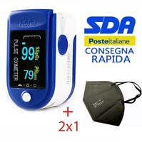 Saturimetro Professionale da dito + 1 omaggio / Consegna RAPIDA