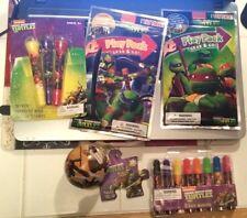 Teenage Mutant Ninja Turtles Marker Coloring Books Puzzle Stocking Stuffers
