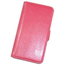 Red Credit Card Wallet Leather Case Skin for Samsung Galaxy S II 2 i9100 S2