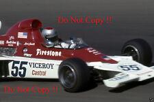 Mario Andretti Parnelli VPJ4 USA Grand Prix 1974 Photograph