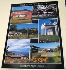 United States Wine Country Tour Southern Napa Valley Cooper Classics - unposted