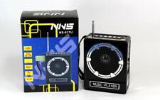 Radio FM multimedia-NS-NNS 017U + MP3 (SD + USB)