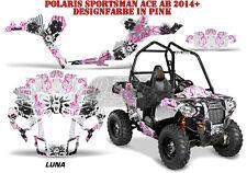 AMR Racing DECORO GRAPHIC KIT ATV POLARIS SPORTSMAN modelli Luna B