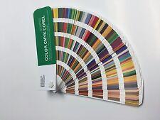 Set COLOR CMYK COREL - Color Guide for CorelDRAW - Coated/Uncoated
