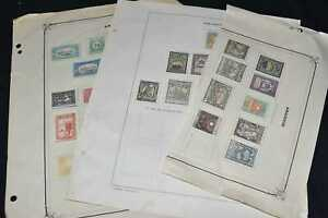 Armenia 1920s Mint on Pages, 99p Start, All Pictured