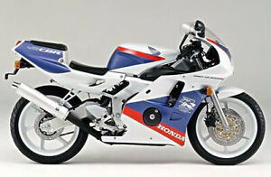 Honda Cbr250rr Mc22 Race Fairing White Fiberglass By RoonSport