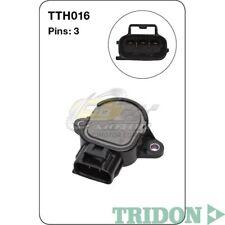 TRIDON TPS SENSORS FOR Subaru Forester SG 01/04-2.0L DOHC 16V Petrol