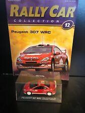 IXO 1/43 Rally Car - PEUGEOT 307 WRC - 2004 Monte Carlo Rally - M.Gronholm