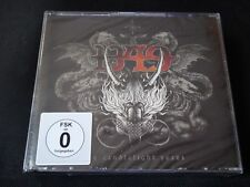 1349 - The Candlelight Years (NEW 4 CD & DVD) SATYRICON PANTHEON I DEN SAAKALDTE
