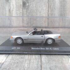Detail Cars Platinum 230 - 1:43  - Mercedes Benz 320 SL Cabrio - OVP-#AC28227