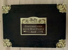 More details for buffy the vampire conversations with dead people ouija spirit board mint