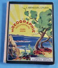 1957 la Géographie Documentaire Eugene Belin Observatoire pic du Midi Géologie
