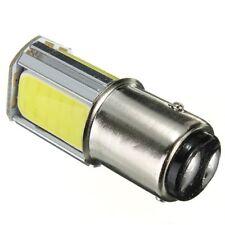 2 x 1157 BAY15D COB LED Luz de aparcamiento de coche Luz de freno Intermite W7P8