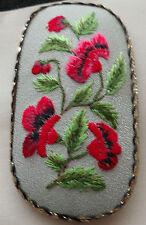 Russian hand fancywork  flowers  PIN  #54-55
