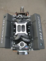 450 HP 383 Chevy Stroker Engine / Motor with Edelbrock heads (Free Shipping)