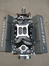 450 HP 383 Chevy Stroker Engine / Motor Edelbrock heads (1/2 price shipping)